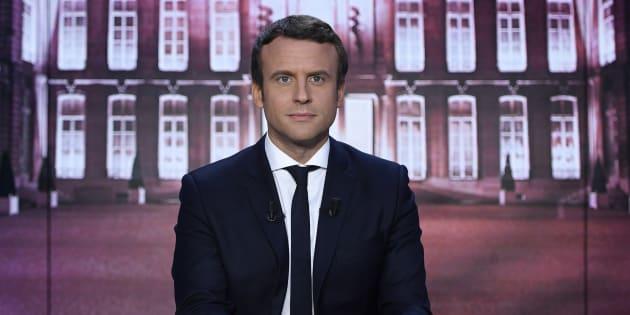 Selon nos informations, Emmanuel Macron devrait s'exprimer jeudi prochain sur le plateau du 13h de TF1 délocalisé dans le département de l'Orne.