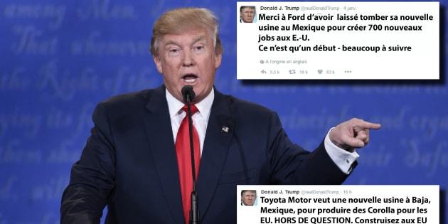 La France doit-elle s'inspirer de l'offensive protectionniste de Donald Trump sur l'automobile?
