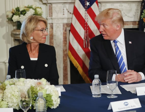 Trump panel seeks to revoke school discipline rules