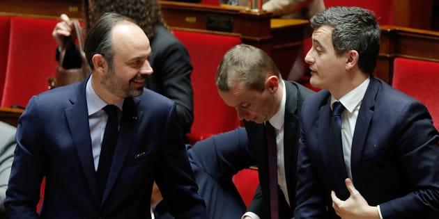 Macron descend de son piédestal européen