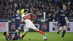 PSG-Monaco en Coupe de France, un match au