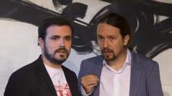 La exigencia de Garzón a Iglesias para las papeletas