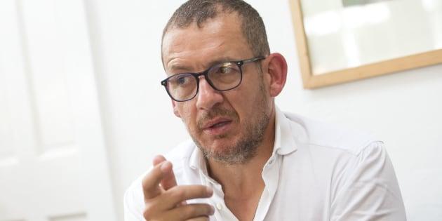 Dany Boon appelle à voter Emmanuel Macron pour le second tour