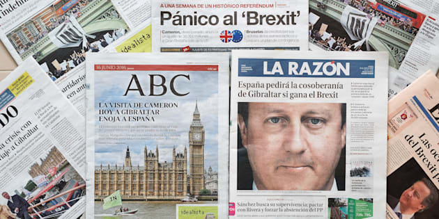 Britain's decision to quit the EU has been big news in Europe.