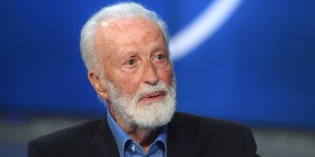 """Eugenio Scalfari risponde a Carlo De Bendetti: """"Ama Repubblica come quegli ex che provano a sfregiare la donna che hanno amato male e che non amano più"""""""