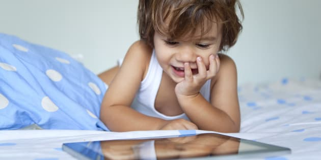 Most parents already know the distracting abilities of an iPad.