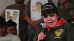 Nestora Salgado, de ser líder de una policía comunitaria a ser candidata al