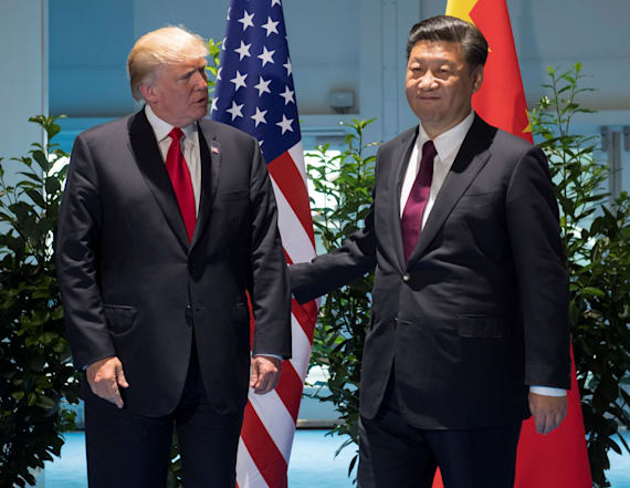 China previews retaliation to Trump's tariffs