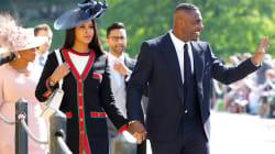 Idris Elba, Oprah Winfrey et James Blunt sont arrivés les premiers au mariage