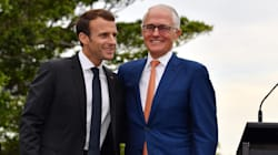 French President Described Australian Leader's Wife As 'Delicious' During