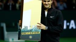 Roger Federer devient le plus vieux numéro 1