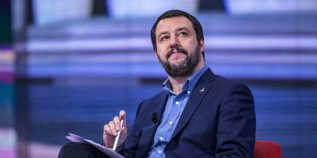 Matteo Salvini a Umbertide, lì la moschea non ci sarà FOTO