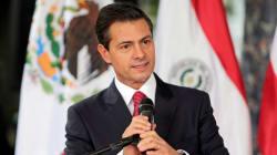 Peña Nieto pide a la sociedad defender la reforma educativa que AMLO promete echar