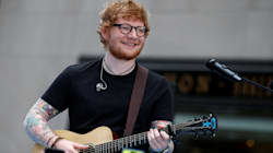 A Few Fun Facts About Ed Sheeran Ahead Of His 'Divide Tour' In South