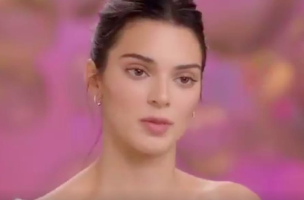 Kendall Jenner roasted for over-hyped reveal of 'brave' acne