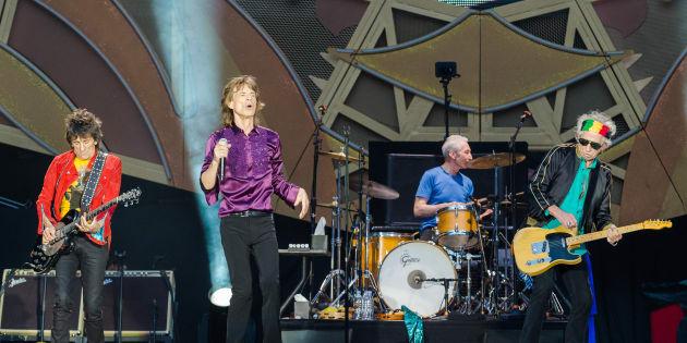 Les Rolling Stones de retour pour un concert unique en France à Marseille