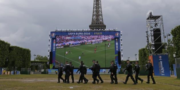 Grégoire Moutaux, accusé de préparer des attentats pendant l'Euro-2016, condamné à six ans de prison