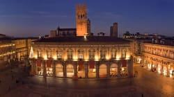 Bologna candida i portici patrimonio dell'umanità