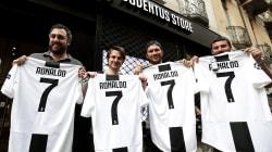 Si no te gustaba nada Cristiano Ronaldo, te va a encantar este tuit de la Roma (rival de la Juve) que está dando la vuelta al