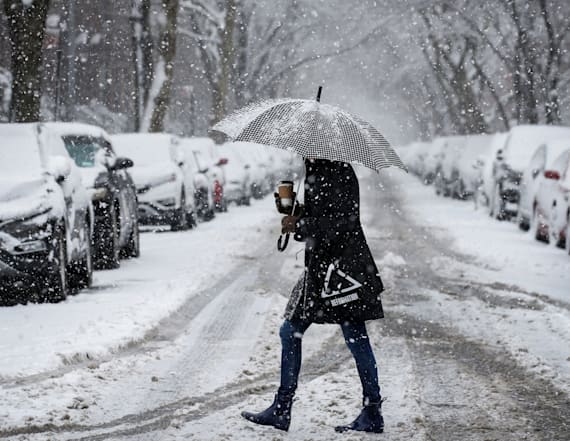 Major blizzard to halt travel in popular US region