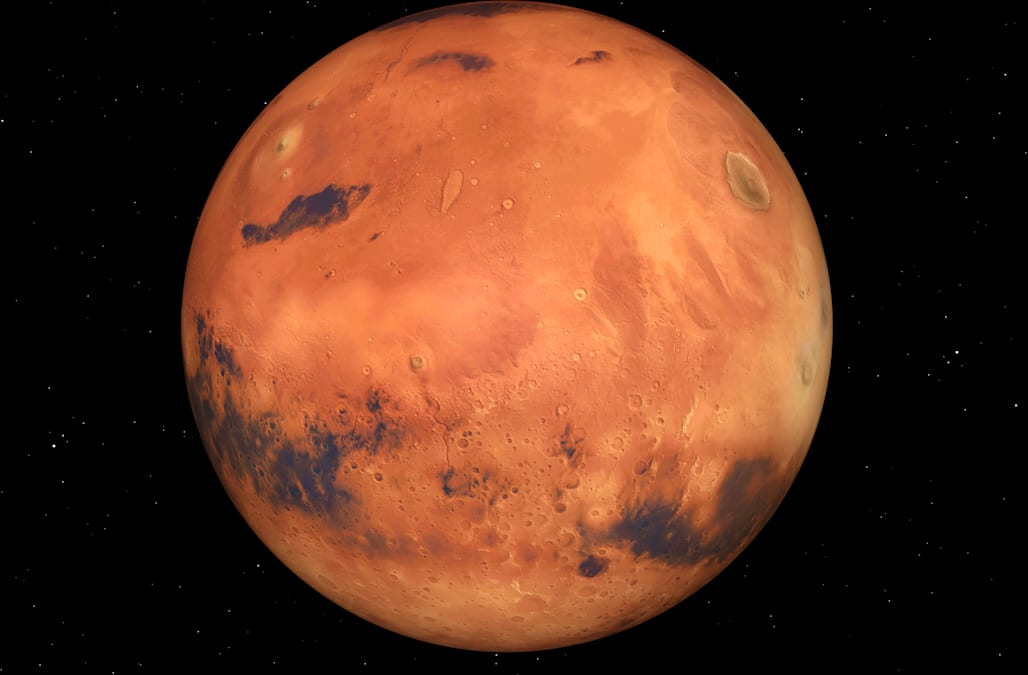 how to live in mars planet