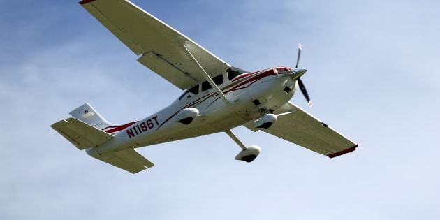 Deux blessés graves dans l'écrasement d'un avion à Saint-Lazare