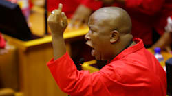 Julius Malema: 'Malusi Gigaba Is Corrupt To The