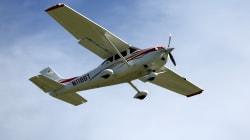 Écrasement d'un petit avion à