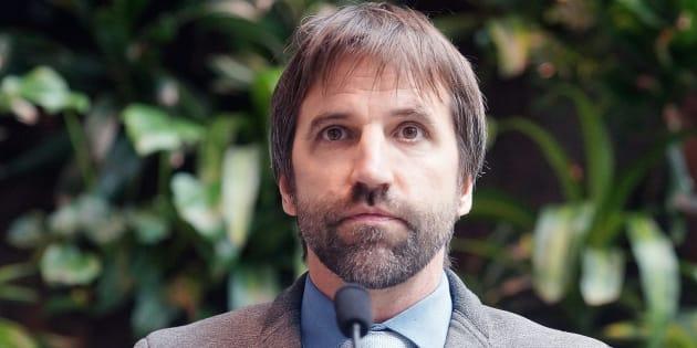 Steven Guilbeault est le cofondateur d'Équiterre.