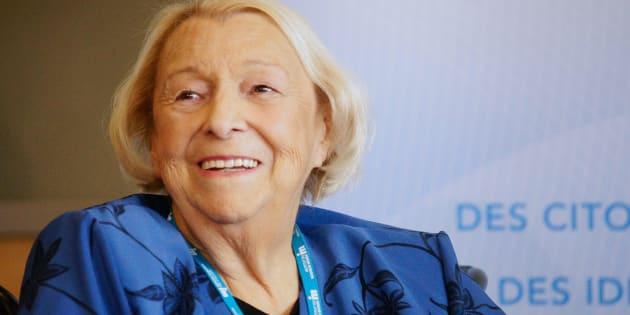 Madame Payette voulait non seulement l'indépendance des femmes, mais l'indépendance du Québec.