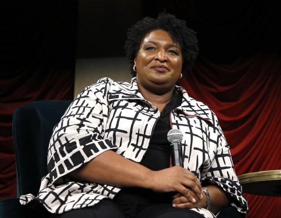 Abrams slams Trump for 'willful ignorance' on virus
