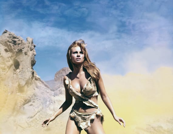Actress Raquel Welch is as sexy as ever at 76