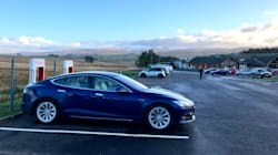 We Let An Electric Car Drive Itself 1,300 Kilometres -- It Was