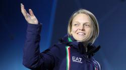 Con 8 medaglie olimpiche Arianna Fontana entra nella leggenda della neve e del