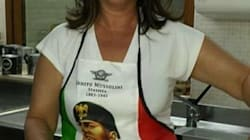 La vicesindaca col grembiule di Mussolini. Scoppia la polemica. Lei: