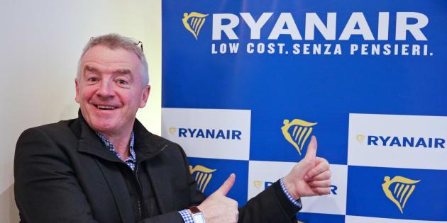 Ryanair lancia 37 nuove rotte in Italia per la Winter 2018/19