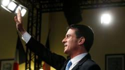 À Arianespace, Valls insiste pour se montrer proche de