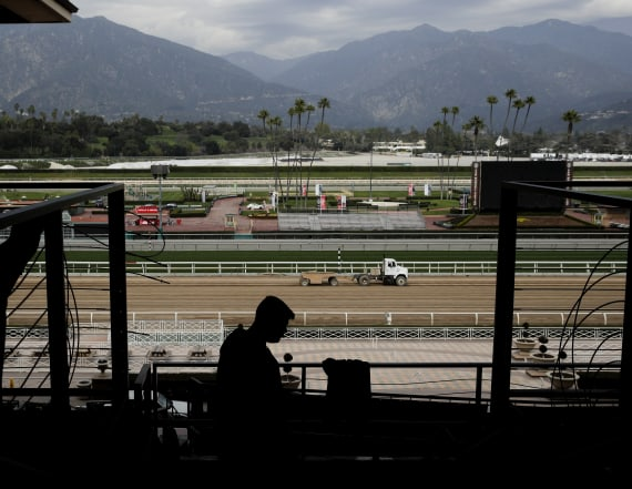 Second horse dies in four days at Santa Anita