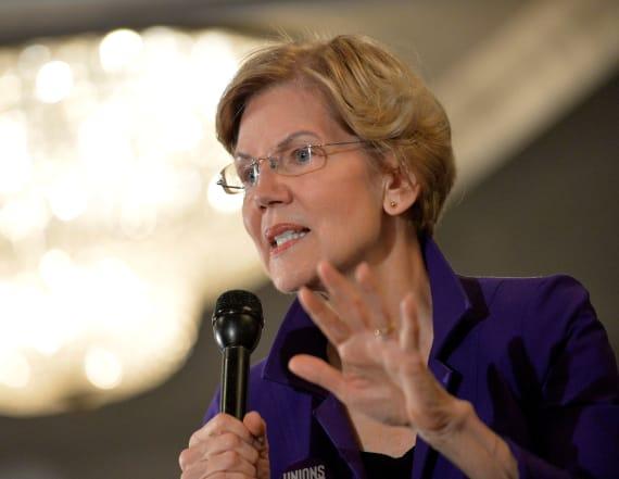 Warren campaign is selling 'Billionaire Tears' mugs