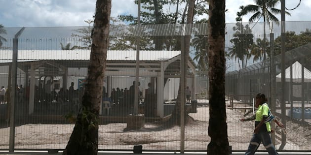 Asylum seekers may be forced back to Manus Island (pictured) or Nauru after the government crackdown.