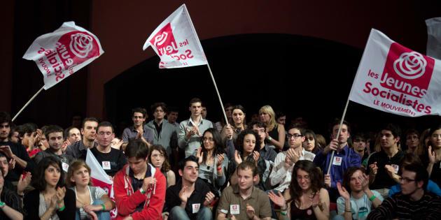 La direction du Mouvement des jeunes socialistes rejoint Benoît Hamon