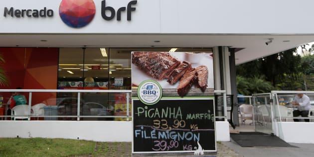 """A China também afirmou ter suspendido a importação de carnes brasileiras como """"medida de precaução"""""""
