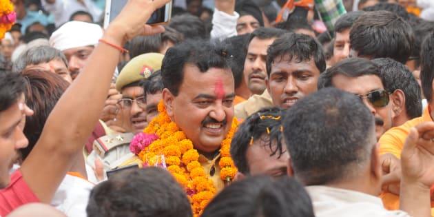 BJP UP unit President Keshav Prasad Maurya.