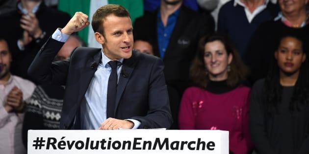 """Pas d'""""irrégularités"""" dans les comptes du candidat Macron, répète la commission de contrôle"""