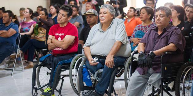 El Programa de Apoyo a Personas con Discapacidad beneficiará a un millón de personas con mil 214 pesos mensuales.