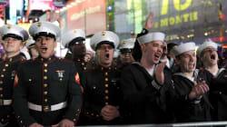 Marines de EU bajo investigación por difundir fotos de compañeras