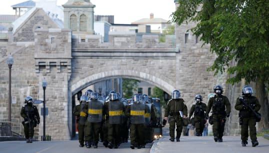 G7 de Charlevoix: de multiples violations de