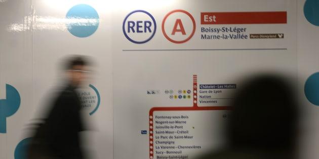 Grève RATP mardi: un train sur deux au mieux sur les RER A et B
