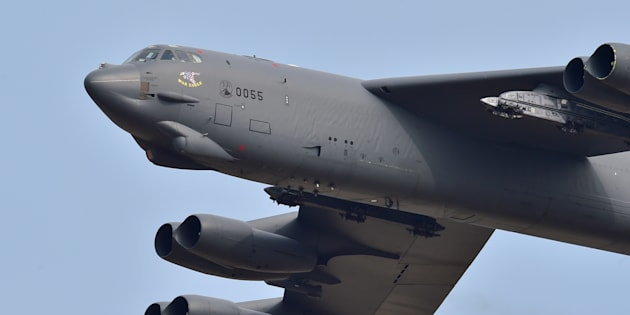 Trump allerta i bombardieri B-52: non accadeva dal 1991