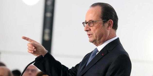 President François Hollande (illustration)